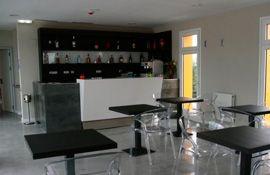 interior de la cafeteria